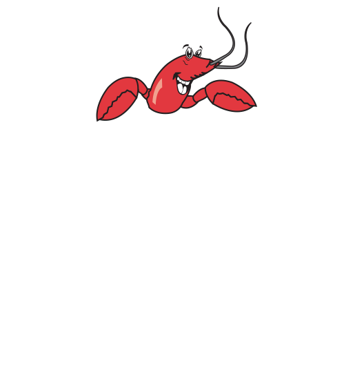 A graphic that says Home of the Original Charbroiled Oyster